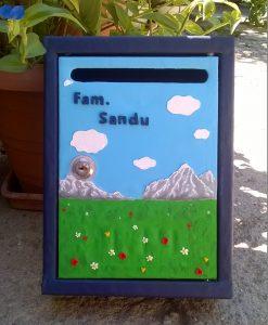 Cutii postale personalizate