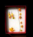 bijuterii frunze de toamna